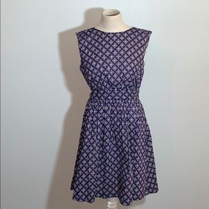 ModCloth Emily and Fin A-Line Dress
